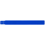 "ScanBand® S Direct Thermal 1 1/8"" Wristbands - 7445SL - Blue - 500/Box"