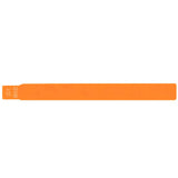 "ScanBand® S Direct Thermal 1 1/8"" Wristbands - 7445SL - Orange- 500/Box"