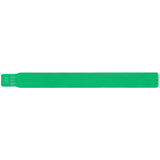 "ScanBand® S Direct Thermal 1 1/8"" Wristbands - 7445SL - Kelly Green - 500/Box"
