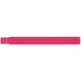 "ScanBand® S Direct Thermal 1 1/8"" Wristbands - 7445SL - Cranberry - 500/Box"