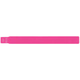 "ScanBand® S Direct Thermal 1 1/8"" Wristbands - 7445SL - Day Glow Pink - 500/Box"