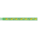 "Tytan Band® Expressions Tyvek Wristbands 3/4"" Monkeys Design NTX102 (500/Pack) - Wristbands.com"