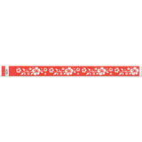 "Tytan Band® Expressions Tyvek Wristbands 3/4"" Aloha Design NTX70 (500/Pack) - Wristbands.com"
