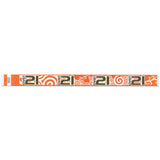 "Tytan Band® Expressions Tyvek Wristbands 3/4"" 'Over 21' Swirls Design NTX89 (500/Pack) - Wristbands.com"
