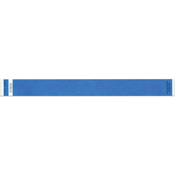 "Tytan Tabless® Tyvek 1"" Wristbands TTAB -   1000/Box - Wristbands.com, The No.1 Wristband Store in the World"