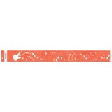 "Tytan Band® Expressions Tyvek Wristbands 1"" Rock Design TX01 (500/Pack) - Wristbands.com"