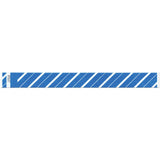 "Tytan Band® Expressions Tyvek Wristbands 1"" Stripes Design TX02 (500/Pack) - Wristbands.com"
