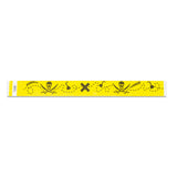 "Tytan Band® Expressions Tyvek Wristbands 1"" Pirate Design TX41 (500/Pack) - Wristbands.com"