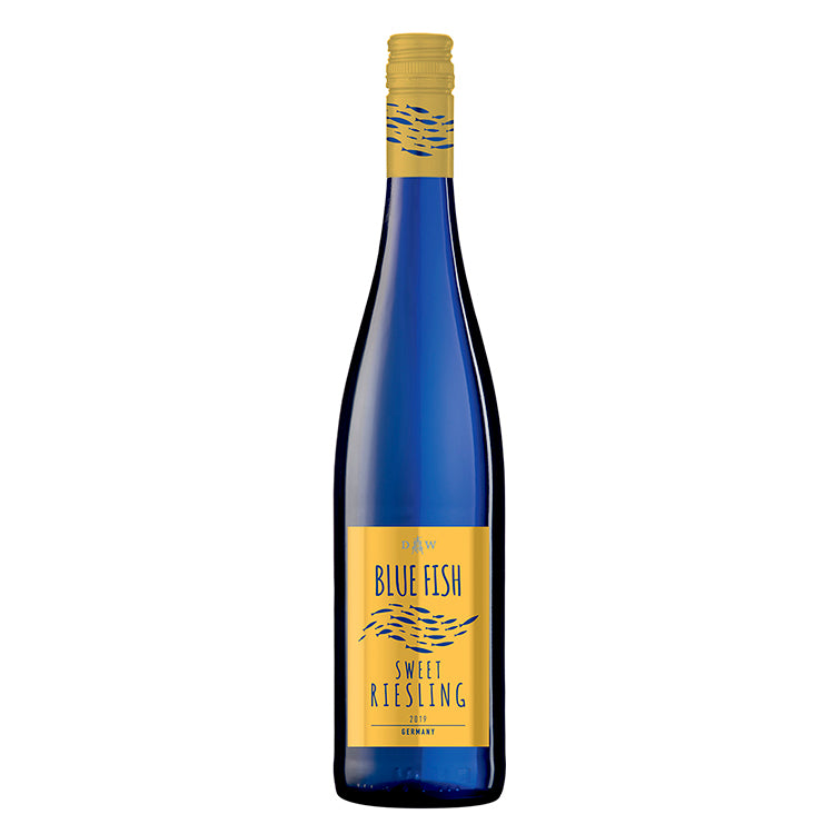Blue Fish, Sweet Riesling