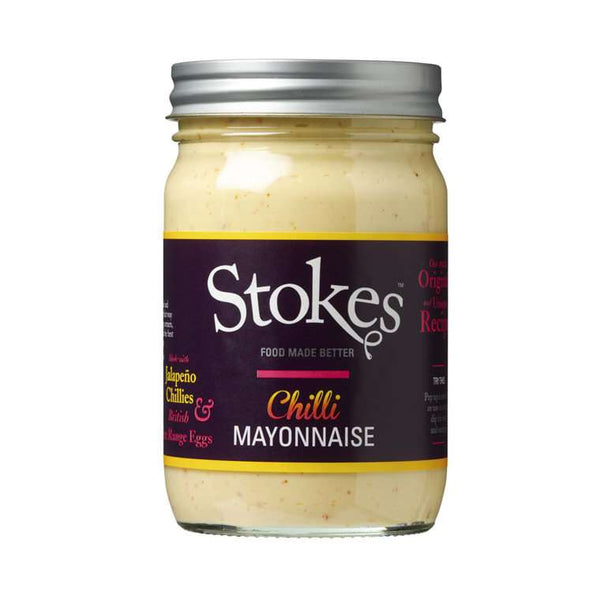 Chili mayonnaise. Stokes chili mayo