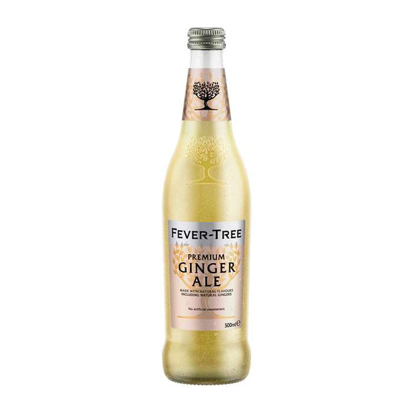 Fever Tree Ginger Ale 500 ml