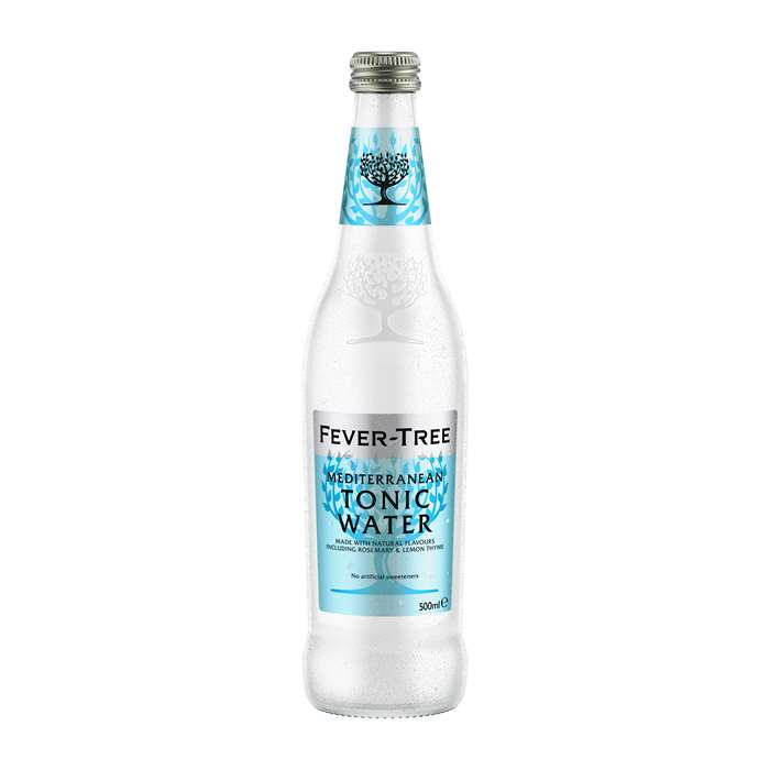 Fever Tree Mediterranear tonic 500 ml