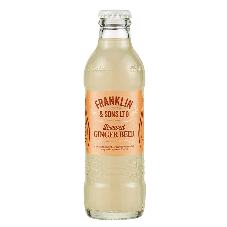 Franklin & Sons Ginger Beer, Ingefær øl