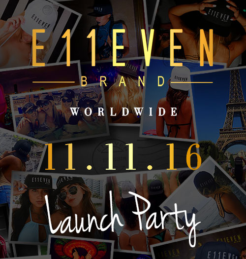 11-11 Launch Party