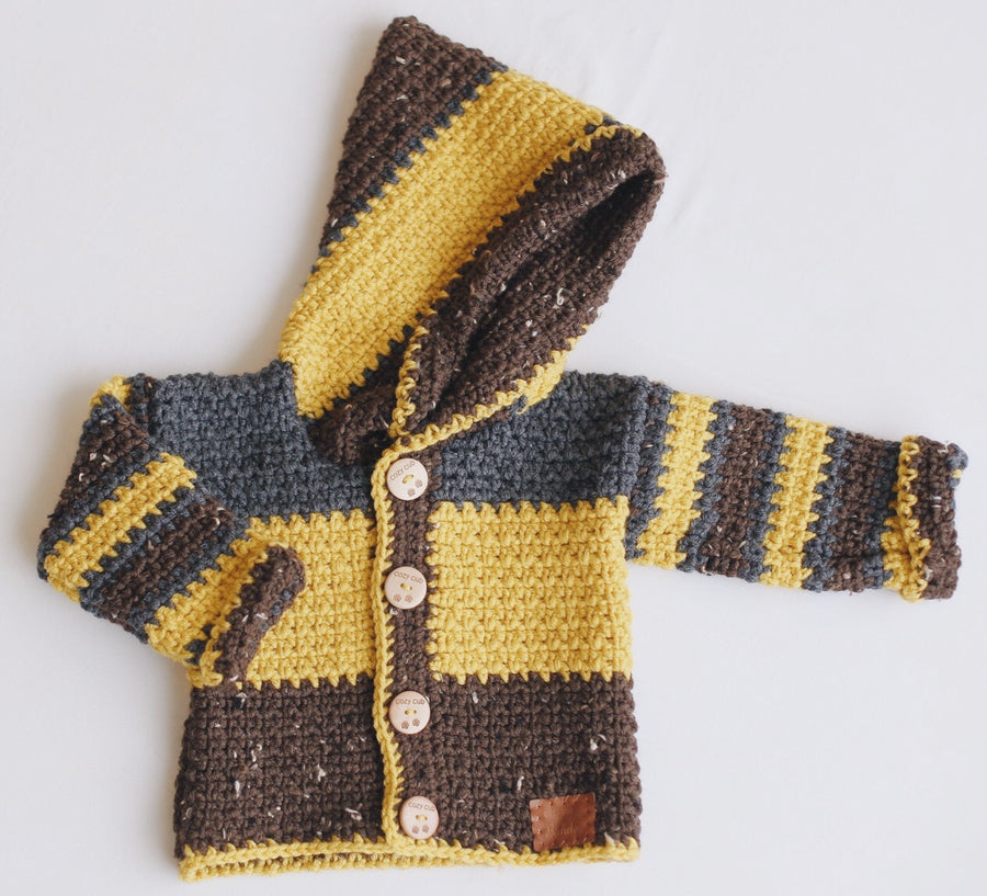 Cozy Cub Bahde Sweater