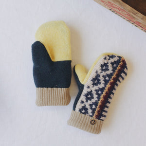 Wool Mitts