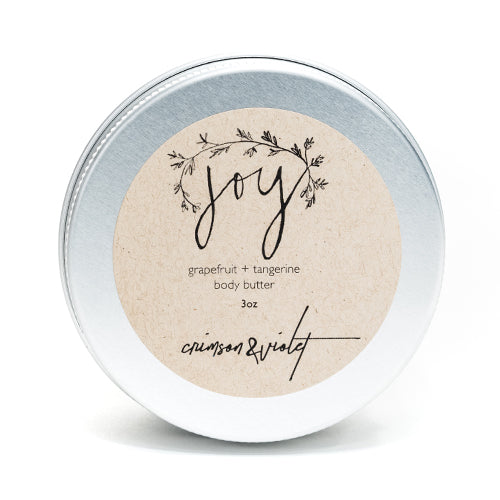 luxurious body butter
