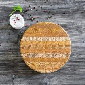 Small Round Cheese Board