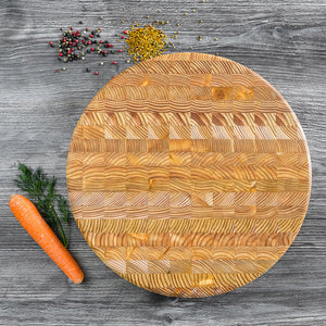 Round Cutting Board