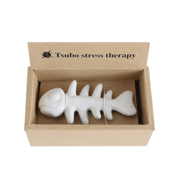 Tsubo Stress Therapy Fish Skeleton
