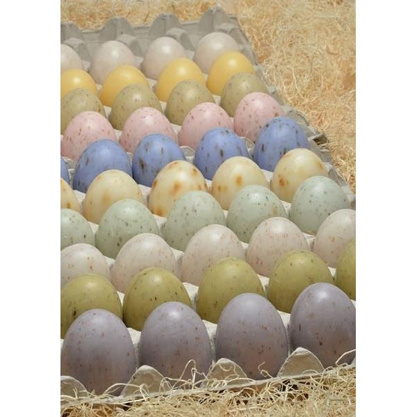 French Egg Soaps