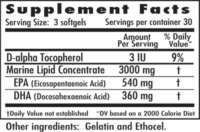 Omega-3 Ingredients
