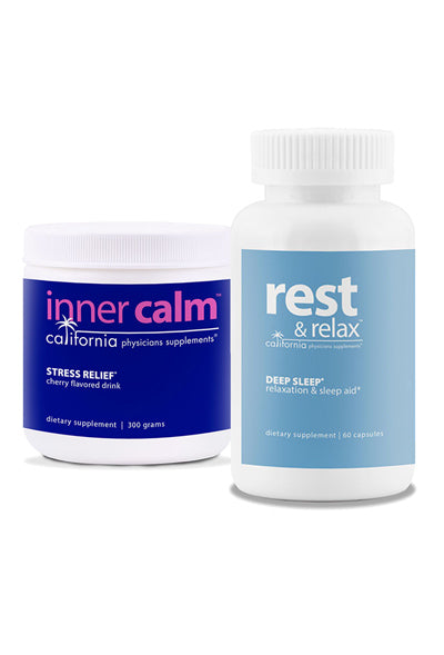 Sleep & Relaxation Pack (save $26.01)