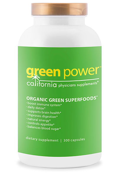 ORGANIC GREEN POWER