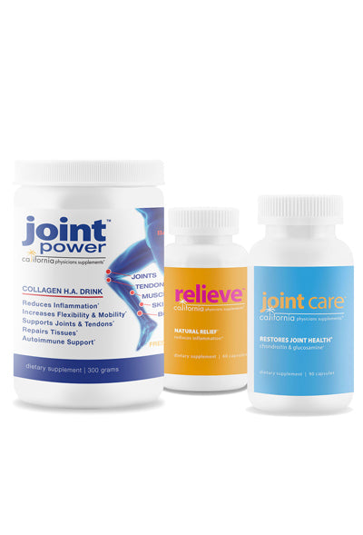 Pain Relief Pack (save $35.99)