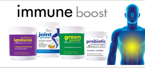 Auto Immune Pack (save $36.09)