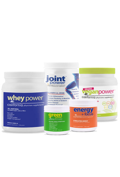 Sports Nutrition Pack (save $71.95)