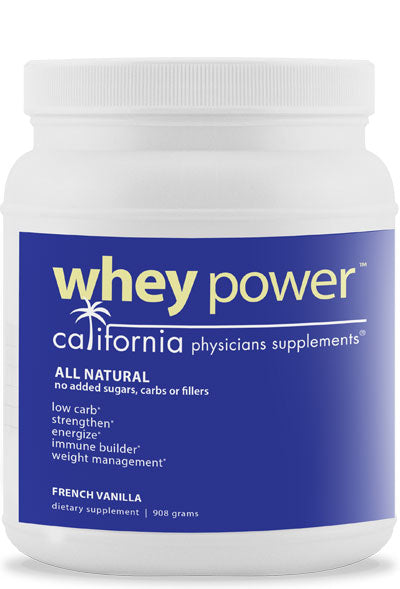Whey Power Vanilla 2lb