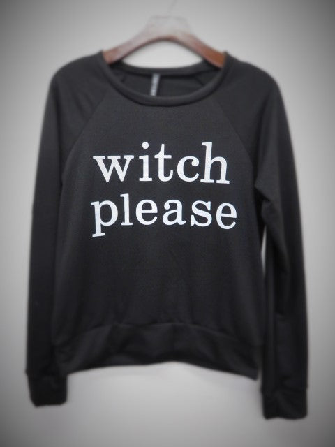 Witch Please !!