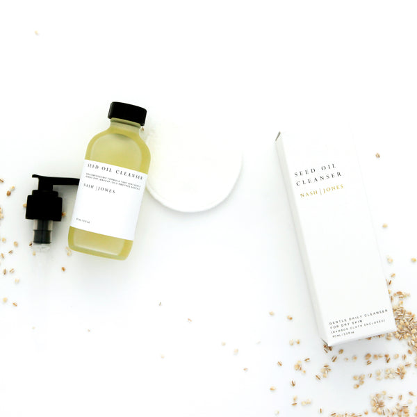 Nash and Jones - Seed Oil Cleanser