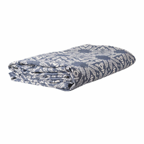 Kings & Queens Bedspread - Flip me floppy / Blue