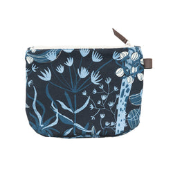 FOR MY PRECIOUS - COSMETIC BAG Blueming Meadow / Blue