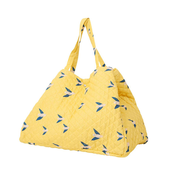ON THE GO- BIG BAG Bye bye birdie / Yellow