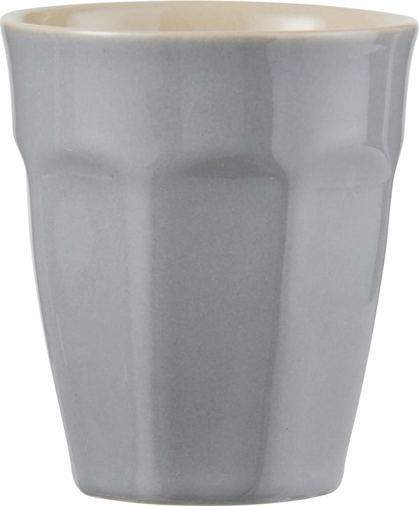 Cafe latte mug Mynte French Grey