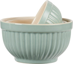 Bowl set of 3 mini Mynte - Green Tea