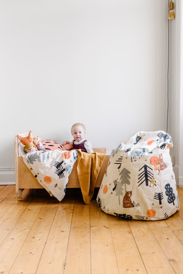 Baby Bed Set Forest