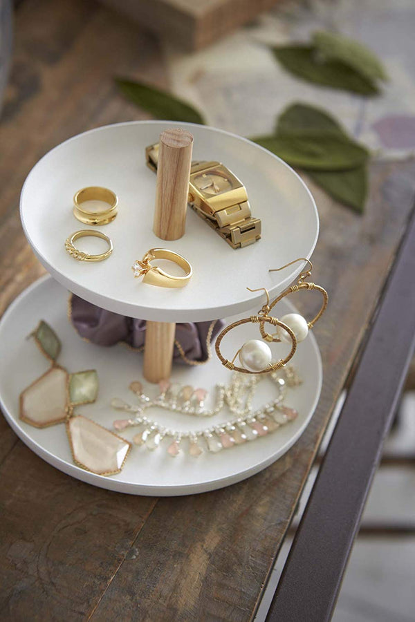 Tosca Tiered Accessory Tray