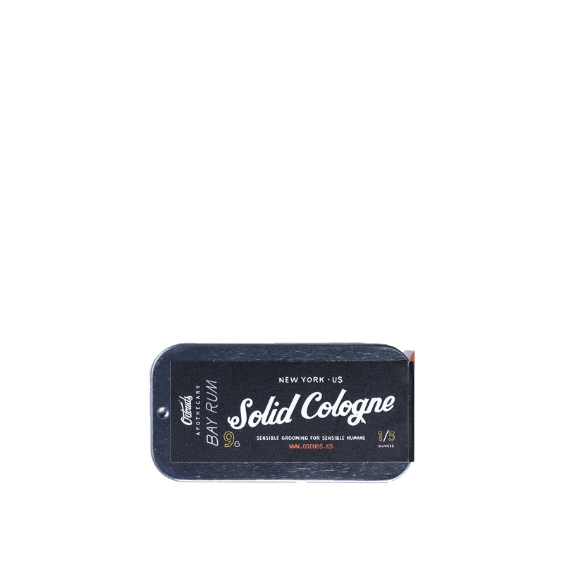 O'Douds - Bay Rum Solid Cologne