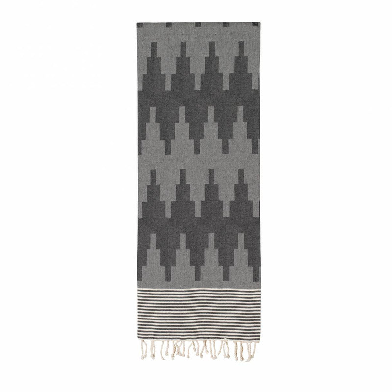 Wrapper's delight - Fouta -  Sur la montagne / Black