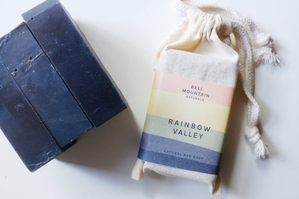 Bell Mountain - Rainbow Valley Soap