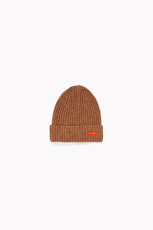 """TINY"" BEANIE BROWN"