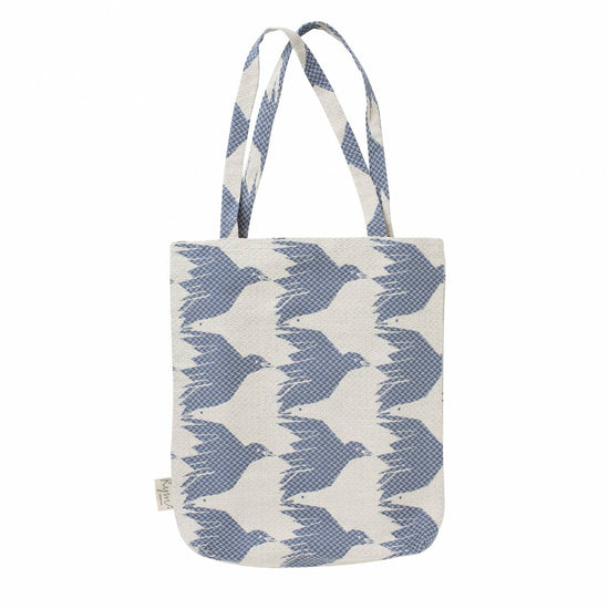Blue Bird Market Bag