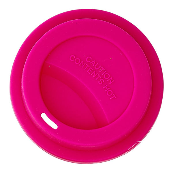 Silicone Lid for Rice Melamine Tall Cups in 3 Assorted Colors