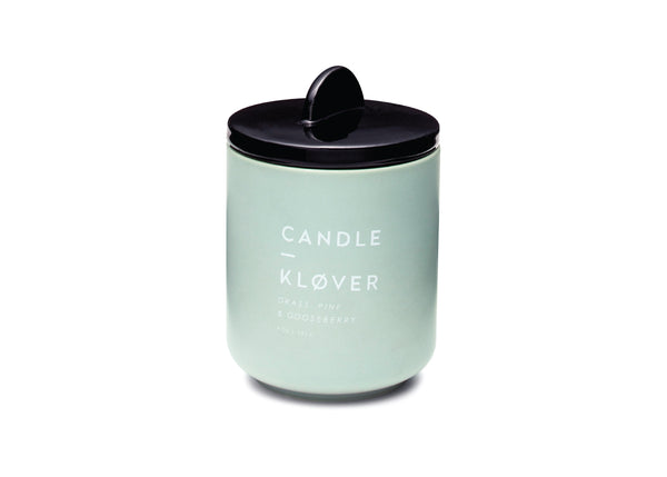 Candle in a Ceramic Vessel - Klover