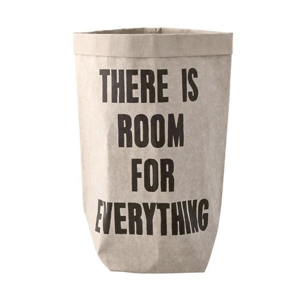 """There Is Room For Everything"" Paper Bag"