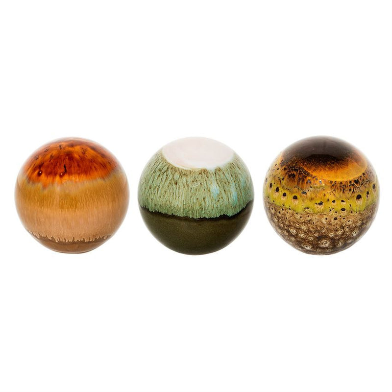 Boho Decorative Orb - 3 colors